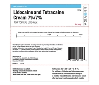 LIDOCAINE-TETRACAINE 30GM