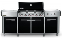 Weber 291101 Summit LP Grill Center Black - 291101