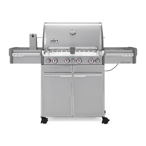 "Weber Summit S-470 Gas Grill with 4 Burners and Rotisserie System 66"" - 7270001"