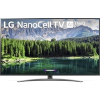 "LG 75SM8670PUA Nano 8 Series 75"" 4K HDR Smart LED NanoCell TV w/ Ai ThinQ - 75SM8670PUA"