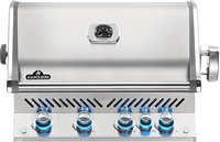 "Napoleon 33"" Built-In Prestige Pro 500 RB Natural Gas Grill - BIPRO500RBNSS-3"