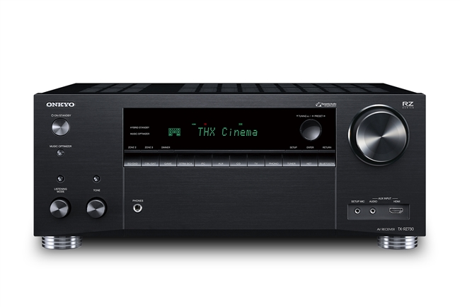Onkyo TX-RZ630 9.2 Channel Network Audio and Video Receiver - ONKTXRZ630