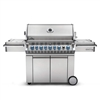 Napoleon Grills PRO665RSIBNSS-2 Gas Grill w/ Infrared Burners  - PRO665RSIBNSS-2