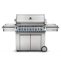 Napoleon Grills Gas Grill w/ Infrared Burners - PRO665RSIBPSS-2
