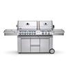 "Napoleon PRO825RSIBPSS2 Propane 60"" Gas Grill Stainless Steel - PRO825RSIBPSS2"