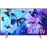 "Samsung Q6F Series QN75Q6FNAF 75"" QLED Smart TV 4K UltraHD - QN75Q6FNAFXZA 12 BIT LATEST MODEL MADE IN MEXICO 15 MILI SEC PER FRAME 100K HOUR"
