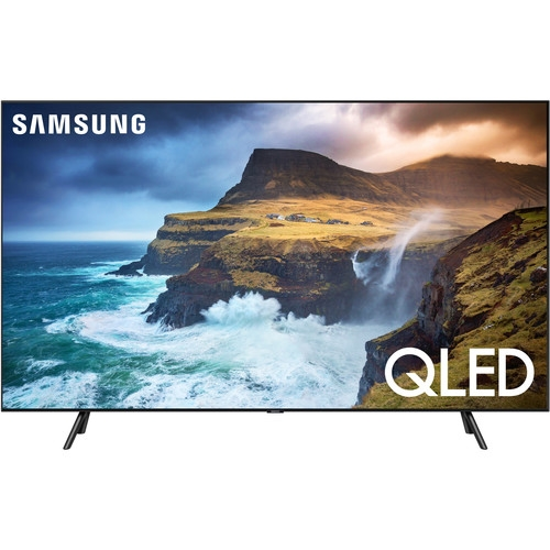 "Samsung Q70 Series 75"" QLED Smart TV 4K UltraHD - QN75Q70RAF"