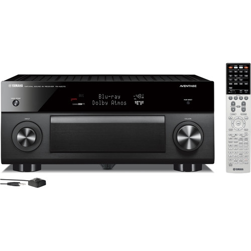 Yamaha Aventage RX-A2070 9.2 Channel AV Network Receiver - RXA2070