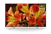 "Sony X850F Series 85"" Class HDR UHD Smart LED TV - XBR85X850F"