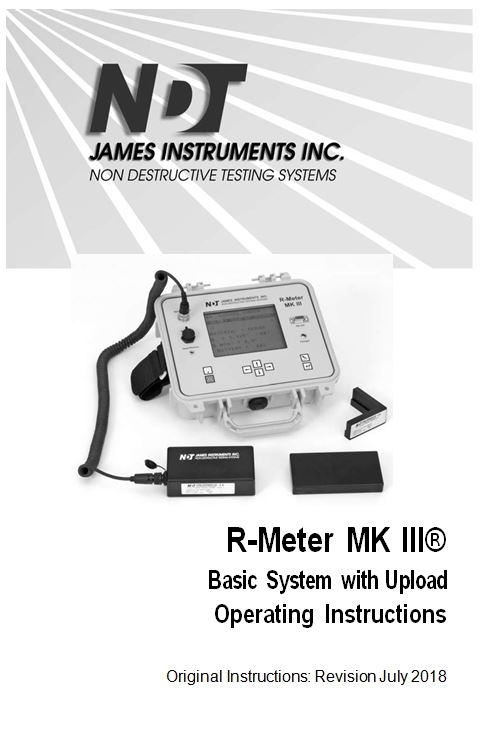 R-Meter MK III® Basic ManualPDF