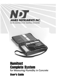 Humitest Complete System Manual PDF