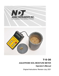 Aquaprobe Manual PDF