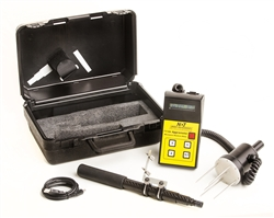Aggrameter® Hand Held Microwave Moisture Meter For Fine and Coarse Aggregates