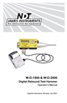 Digital Rebound Hammer Instruction Manual