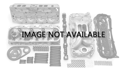 EDELBROCK PERFORMER RPM MANIFOLD AND THUNDER SERIES AVS 800 CFM CARB FOR FORD FE - SATIN FINISH - 2037