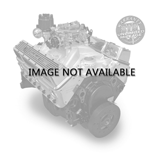 EDELBROCK PERFORMER RPM 9.9:1 (438 HP & 413 FT/LBS TQ) WITH FRONT SUMP OIL PAN - SATIN FINISH  - 45260