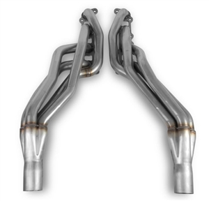 "Hooker Blackheart 11-14 Mustang GT V8-5.0L 304SS 1-7/8"" x 3"" Long Tube Headers- Raw Finish  -- 70103302-RHKR"