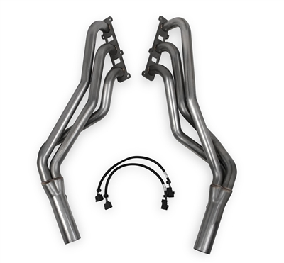 "Hooker Blackheart 2011-2014 Ford Mustang V6-3.7L 304SS 1-5/8"" x 2.5"" Longtube Header-Raw  -- 70103306-RHKR"