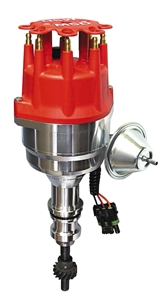 MSD 351W READY-TO-RUN BILLET DISTRIBUTOR WITH STEEL GEAR -- 83541
