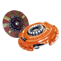 Centerforce 2005-2010 Mustang GT/Bullitt/Shelby GT/Shelby GT-H 11 Inch 10 Spline Dual Friction Clutch Kit -- DF611679