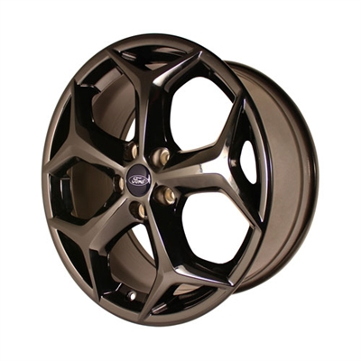 "2012-2014 FOCUS ST WHEEL 18"" GLOSS BLACK -- M-1007-M188GB"