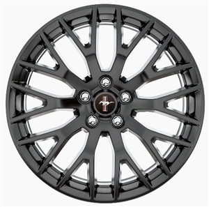 2015-2016 MUSTANG GT PERFORMANCE PACK WHEEL SATIN BLACK 19X9 -- M-1007-M199B