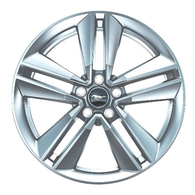 2015-2017 MUSTANG I4 PERFORMANCE PACK WHEEL SPARKLE SILVER 19X9 -- M-1007-M199SA