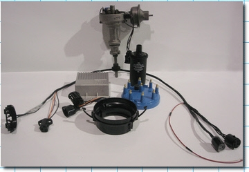 DURASPARK IGNITION SYSTEM WITH STEEL GEAR -- M-12127-DURASPARK