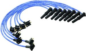 Ford Racing 9MM 4.6L 2V V8 Blue Spark Plug Wire Set