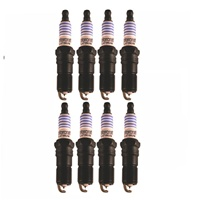 Ford Racing Coyote 5.0L 4V Colder Spark Plug Set -- M-12405-M50