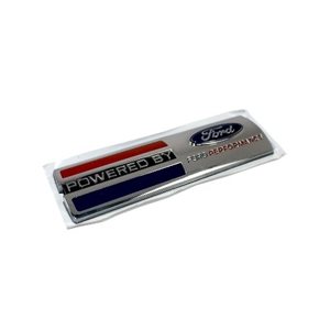 POWERED BY FORD PERFORMANCE BADGE  -- M-16098-PBFP