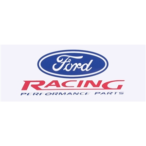 FORD RACING BANNER -- M-1827-A1