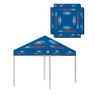 FORD PERFORMANCE 10'X10' EZ-UP TENT -- M-1827-T10A