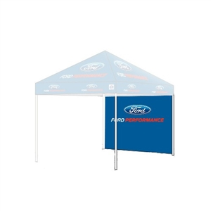 FORD PERFORMANCE E-Z UP TENT SIDE WALLS 10' -- M-1827-W10A