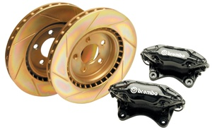2000 COBRA R BREMBO FRONT BRAKE KIT