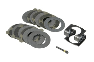 Ford Racing 8.8 Inch Traction-Lok Rebuild Kit with Carbon Fiber Discs -- M-4700-C
