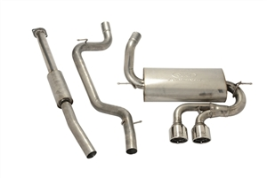 2013-2015 FOCUS ST CAT-BACK EXHAUST SYSTEM -- M-5200-FST