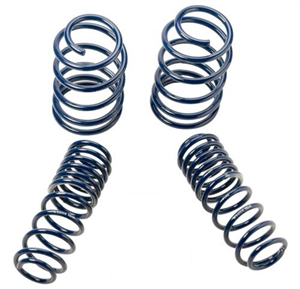 Ford Racing 2005-2014 Mustang GT Coupe 1 Inch Lowering Springs -- M-5300-P