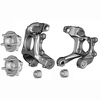2015-2017 MUSTANG IRS KNUCKLE KIT  -- M-5970-M