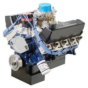 M-6007-572DF Ford Performance 572 Cubic Inch 655HP Big Block Front Sump Street Crate Engine