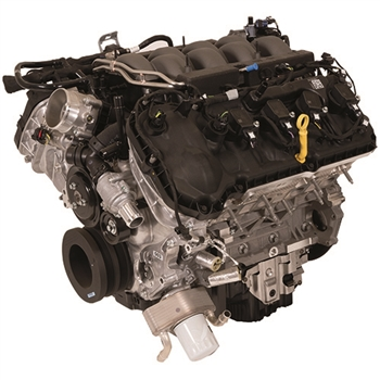 M-6007-M50CAUTO GEN 3 5.0L COYOTE 460 HP MUSTANG CRATE ENGINE FOR 10R80 AUTOMATIC TRANSMISSION