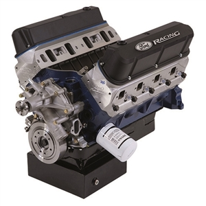 Ford Performance 427 Cubic Inch 535HP Z2 Heads Front Sump Crate Engine Assembly -- M-6007-Z2427FFT
