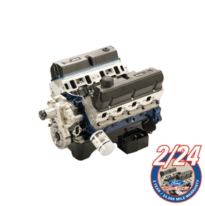 Ford Racing Parts: Mustang Power Packs, Crate Engines, Motors