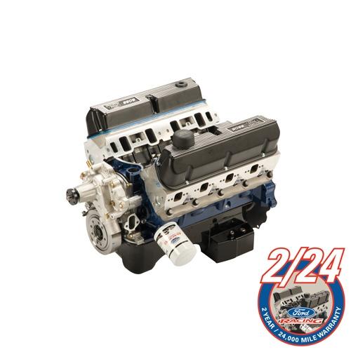 FORD RACING 5 0L /BOSS 302-363 CID SMALL BLOCK 500 HP