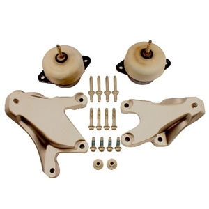 FORD RACING 5.0L COYOTE MOTOR MOUNT KIT -- M-6038-M50