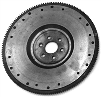 FORD RACING CAST IRON FLYWHEEL 289/302/351W 6 BOLT, 157 TOOTH, 50 OUNCE UNBALANCE -- M-6375-B302
