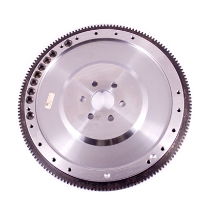 FORD RACING BILLET STEEL FLYWHEEL 289/302/351W 6 BOLT, 157 TOOTH, 50 OUNCE UNBALANCE -- M-6375-C302B
