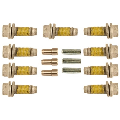 PRESSURE PLATE BOLT AND DOWEL KIT  -- M-6397-B46