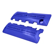 BLUE POWERED BY FORD COIL COVERS -- M-6P067-M50B