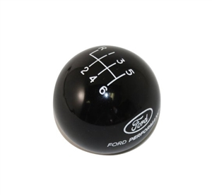 FORD PERFORMANCE SHIFT KNOB 6-SPEED -- M-7213-M8A